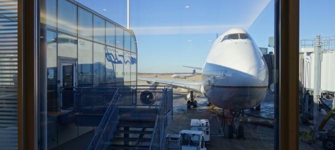 【ブログ】ユナイテッド ファーストラウンジ – シカゴ空港