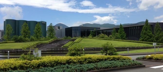 アサヒビール神奈川工場 工場見学 (2013年7月7日)