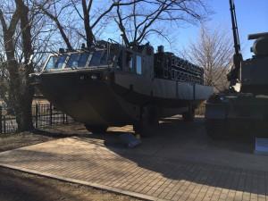 94式 水際地雷敷設装置