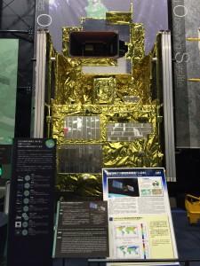 温室効果ガス観測技術衛星「いぶき」は初めて知りました。