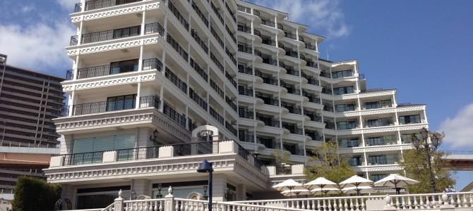 【ブログ】ホテル ラ・スイート神戸ハーバーランド
