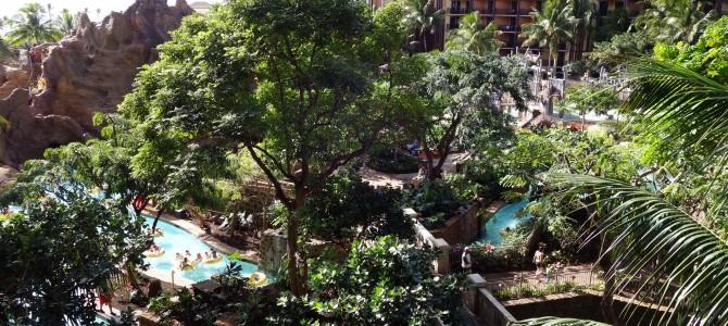 【ブログ】アウラニ ディズニーリゾート & スパ – デラックス・スタジオ プールサイド・ガーデン・ビュー