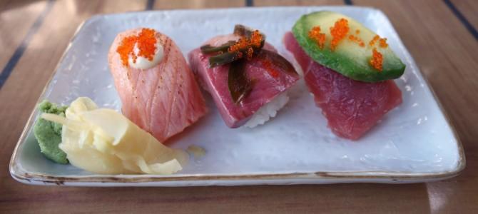 【ブログ】コオリナ ステーション&センター Sushi YuZu (寿司 ゆず)
