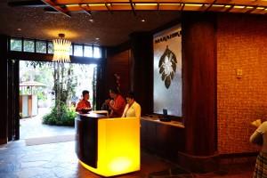 アウラニでキャラクターブレックファストを開催しているブッフェレストラン、マカヒキ。