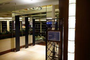 シェラトン・グランデ・トーキョーベイ・ホテルのYA-SHOKU(夜食)はガーデンカフェで利用できます。