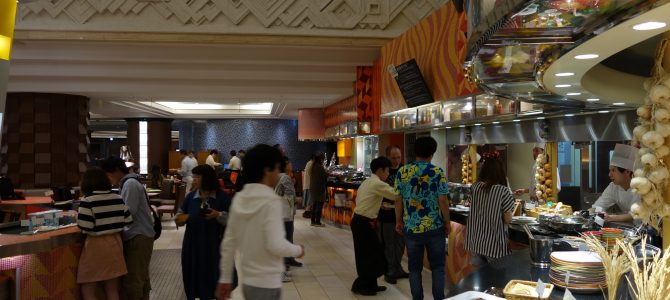 【ブログ】シェラトン・グランデ・トーキョーベイ・ホテル – YA-SHOKU 夜食
