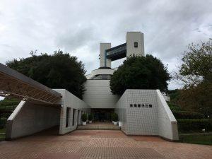 こちらが原子力館入り口。