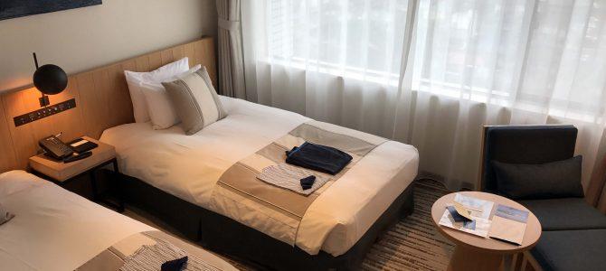 【ブログ】大磯プリンスホテル プレミアムマウンテンビューツイン