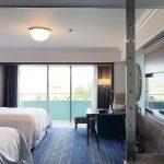 【ブログ】シェラトン・グランデ・トーキョーベイ・ホテル オーシャンドリームルーム