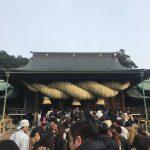 神社仏閣と御朱印:その三十四(筥崎宮・宮地嶽神社)
