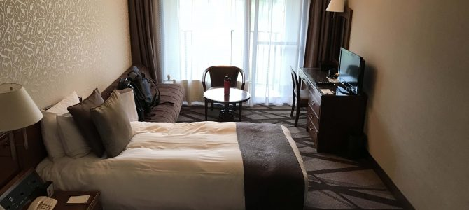 【ブログ】箱根仙石原プリンスホテル